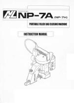 Newlong NP7A Instruction Book