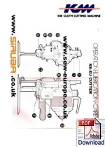Juki manual Lk 980